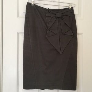 H&M skirt with decorative bow